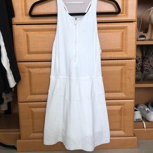 lululemon ace dress in white size 6
